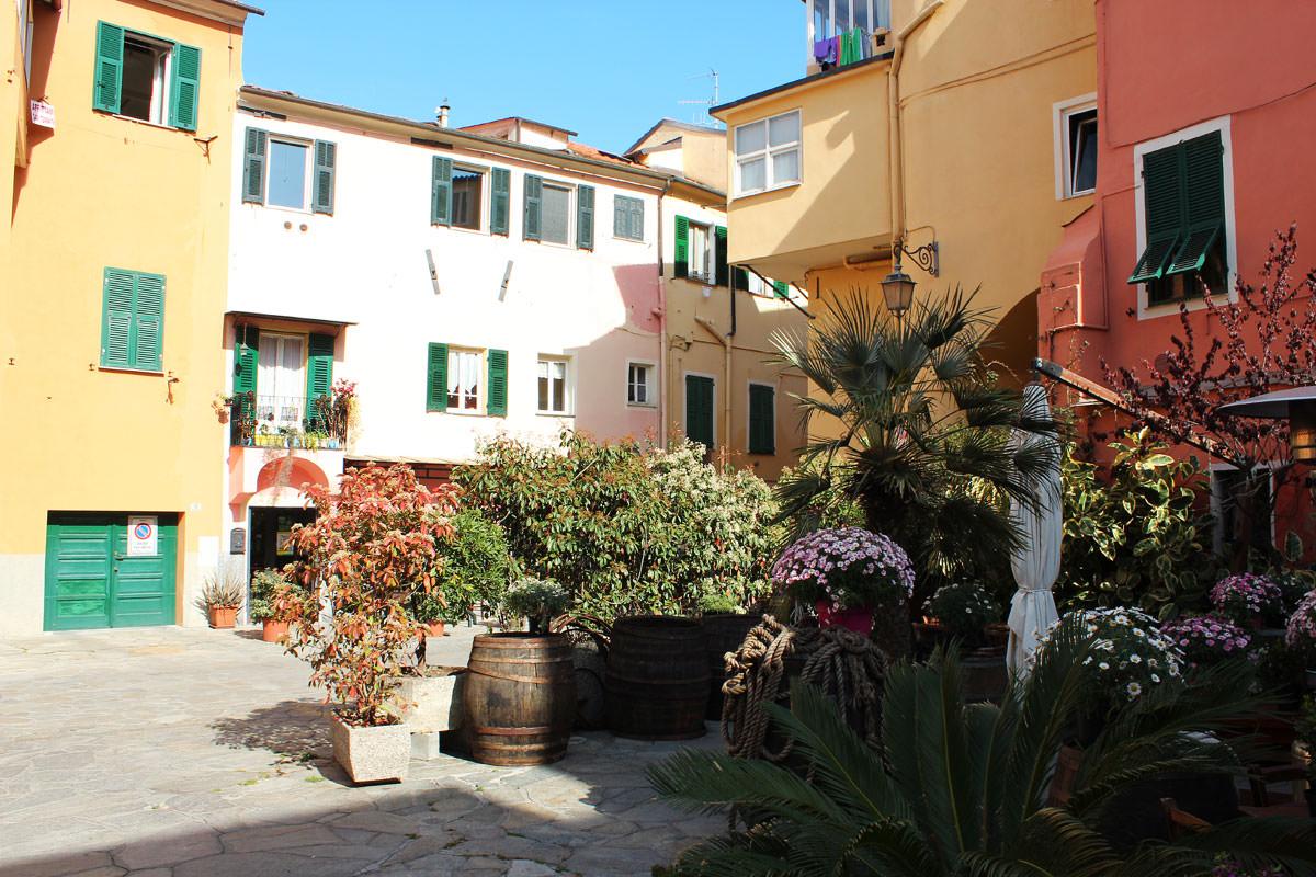 Borgo Marina E La Sua Bellezza