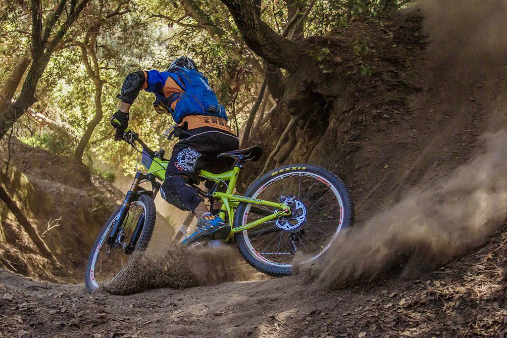 Mountainbike ed escursioni nei boschi