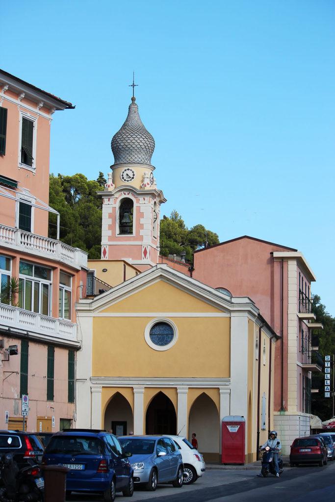 Chiesa di Borgo Peri