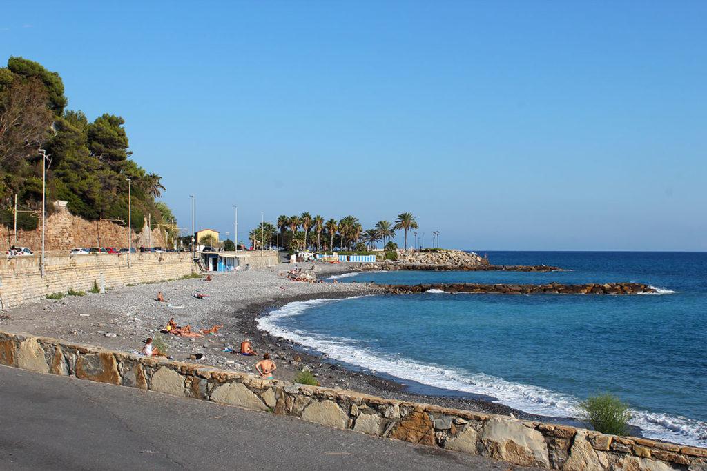 Spiaggia del Pennello