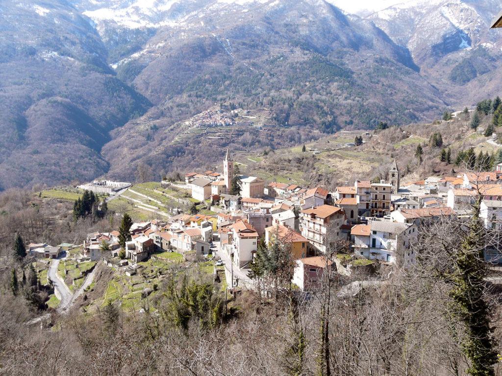 Valle Arroscia parco alpi liguri