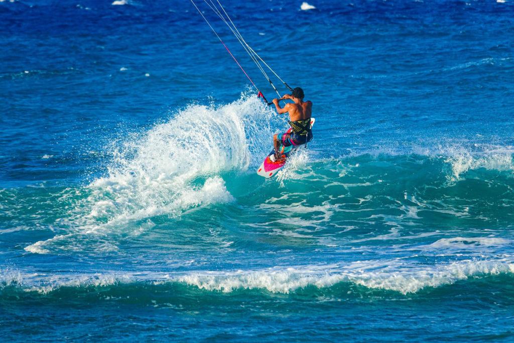 kitesurf impera