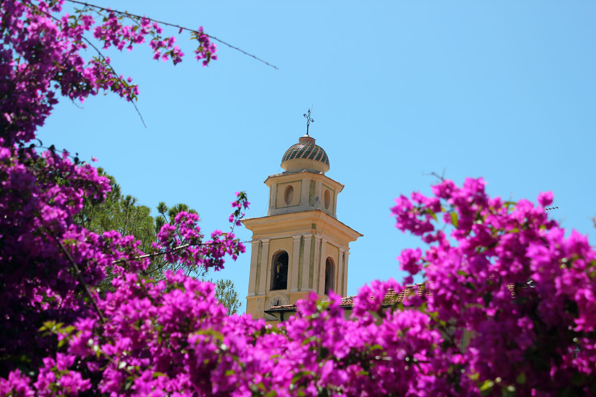 campanile Riva Ligure