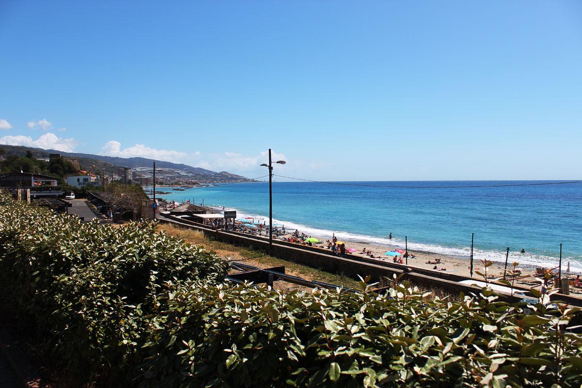 spiagge pista ciclabile San Lorenzo