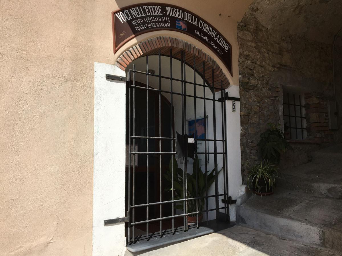 Museo della comunicazione a Oliveto