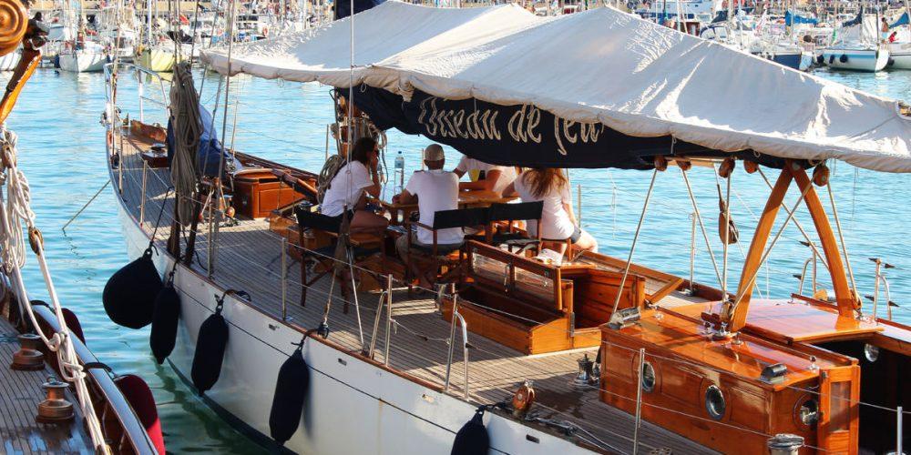 Vele d'epoca Imperia: da 30 anni le grandi regine del mare a Imperia Porto Maurizio