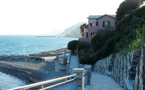 Borgo Foce, una meraviglia (ritrovata) a Imperia Porto Maurizio