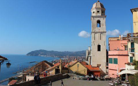 Panorama dalla piazzetta