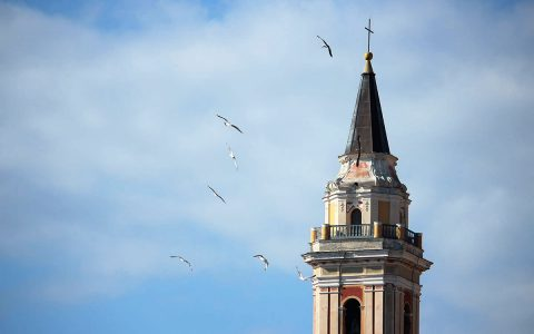 Il campanile di San Giovanni