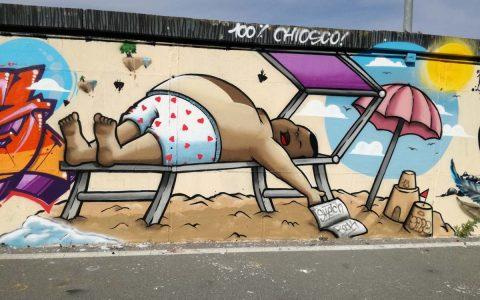 Alla scoperta della Street Art a Imperia