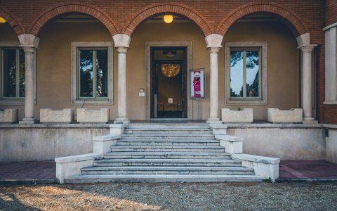 Il museo di arte contemporanea di Imperia
