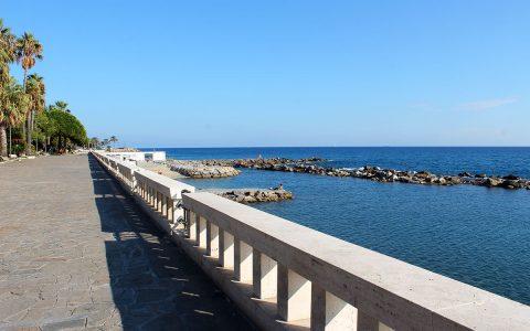 Il mare di Borgo Peri