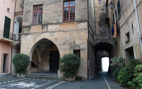 Il palazzo Pagliari